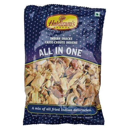 インド オールインワン 150g 1袋 Haldiram's ALL IN ONE ナムキン ナムキーン Namkeen スナック菓子 おつまみ 珍味