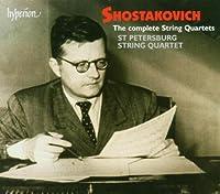 Shostakovich: Cpte Quartets