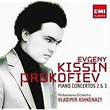 プロコフィエフ:ピアノ協奏曲第2番&第3番
