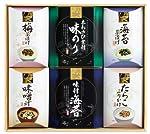 美味厳選 海苔・茶漬詰合せ GM-25