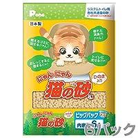第一衛材 ピーワン(P・One) システムトイレ用 猫砂 ひのき 6L×6 NSH-101*6