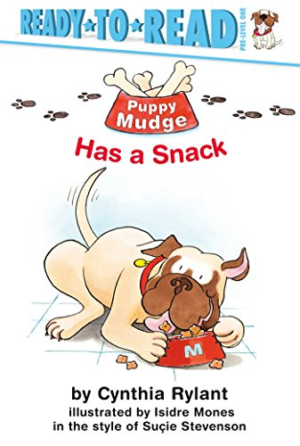 Puppy Mudge Has a Snack (English Edition)
