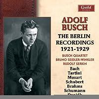 Berlin Recordings 1921-29 by Brahms (2014-08-12)