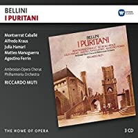 Bellini: I Puritani (3CD) by Riccardo Muti