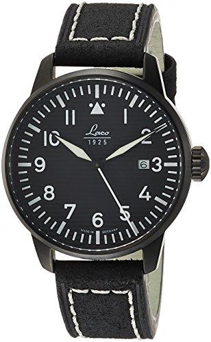 [ラコ]Laco 腕時計 パイロット クォーツ 861972 ルツェルン メンズ 【正規輸入品】