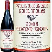 2004 ルシアン リヴァー ヴァレー ピノ ノワール ウィリアムズ セリエム 赤ワイン 辛口 750ml ウイリアム Williams Selyem Russian River Valley Pinot Noir