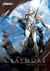 CLAYMORE Chapter.3 [DVD]