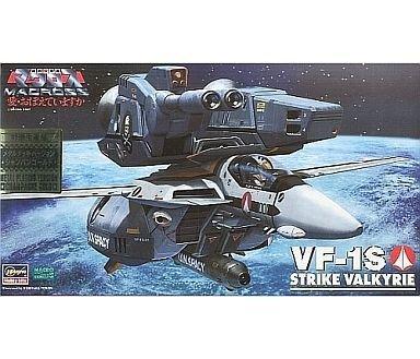 マクロス 1/72スケール VF-1S ストライクバルキリー メタルメッキバージョン シャンパンゴールド