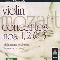 Violin Concertos.1-3: Zehetmair / Po