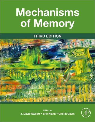 Mechanisms of Memory, Third Edition