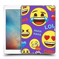 オフィシャル emoji® ハッピー・フェイス フラット iPad Pro 9.7 (2016) 専用ハードバックケース