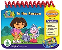 LeapFrog Dora the Explorer - My First LeapPad Interactive Book