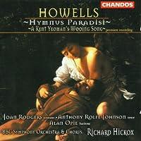Howells: Hymnus Paradisi, etc / Hickox, et al