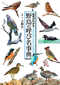 [大橋 弘一]の野鳥の呼び名事典 由来がわかる
