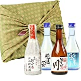 お酒 日本酒 飲み比べ 各地の飲みきりサイズ 豪華風呂敷包み