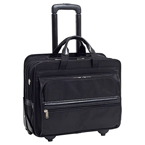 (マックレーンユーエスエー) McKlein USA メンズ バッグ キャリーバッグ Nylon 15.6' Detachable-Wheeled Laptop Case 並行輸入品