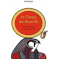 Im Tempel des Amun-Re: Eine Inkarnation zur Pharaonenzeit (German Edition)