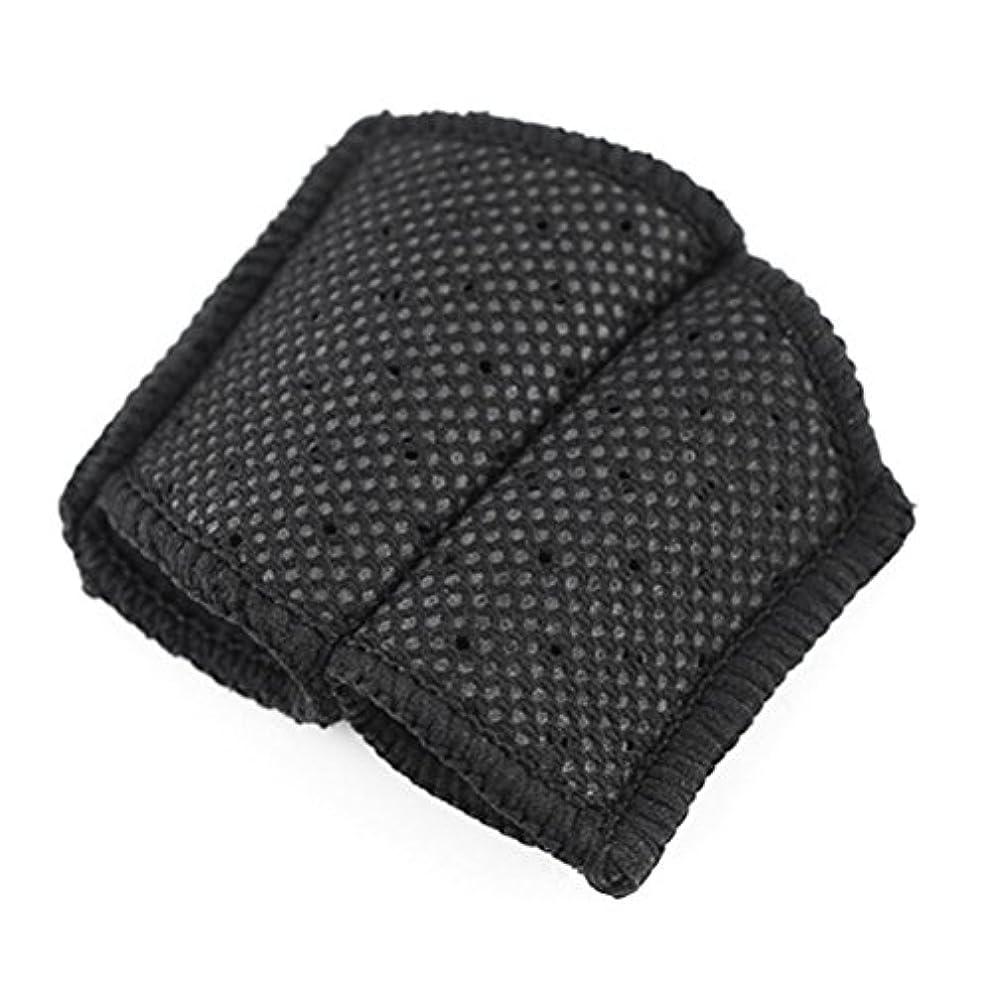 かもしれない担保トランクライブラリROSENICE バスケットボールのフィンガースリーブ指プロテクターバレーボール(ブラック)