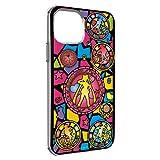 バンダイ 「美少女戦士セーラームーン」 IIIIfit(clear) iPhone11 Pro(5.8インチ)対応ケース ステンドグラス柄 SLM-138A