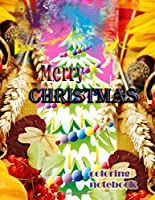 """Merry Christmas coloring notebook: 100 Coloring Pages: Minions Christmas Coloring Book, Christmas Gift, For Kids, Crafts for Children, Coloring Pictures, ... Pictures, Unlined, Unofficial 8,5""""x 11"""""""