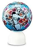 60ピース ジグソーパズル 光る球体パズル パズランタン リトル・マーメイド ライン・トーン―アリエル―