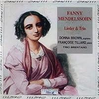 Mendelssohn;Lieder & Trios
