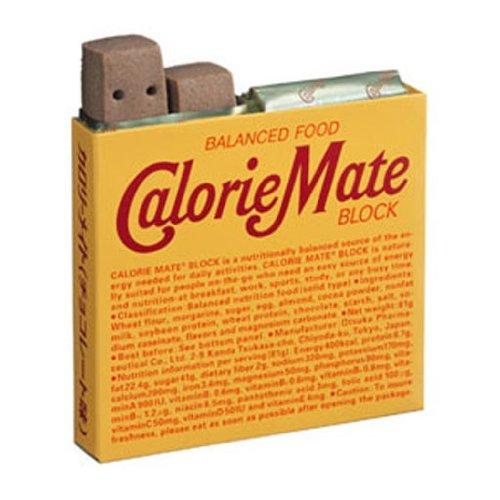 カロリーメイト カロリーメイトブロック (チョコレート味)4本