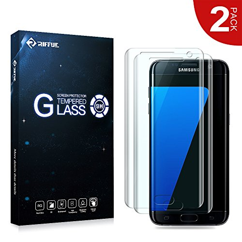 {Riffue} Galaxy S7 edgeフィルム Ga...