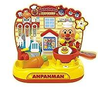 新品 アンパンマン タッチでおしゃべり! スマートアンパンマンキッチン パネルをタッチすると、おしゃべりが始まる