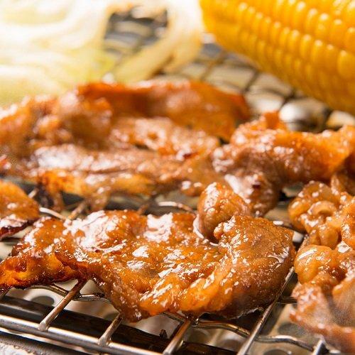 【1グラム1.6円(税抜)】キングカルビ500g 焼肉 焼き肉 bbq バーベキュー 牛 かるび 厚切り 業務用 訳あり わけあり