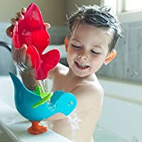 Fat Brain Toys Quack Stack Bath Toy [並行輸入品]