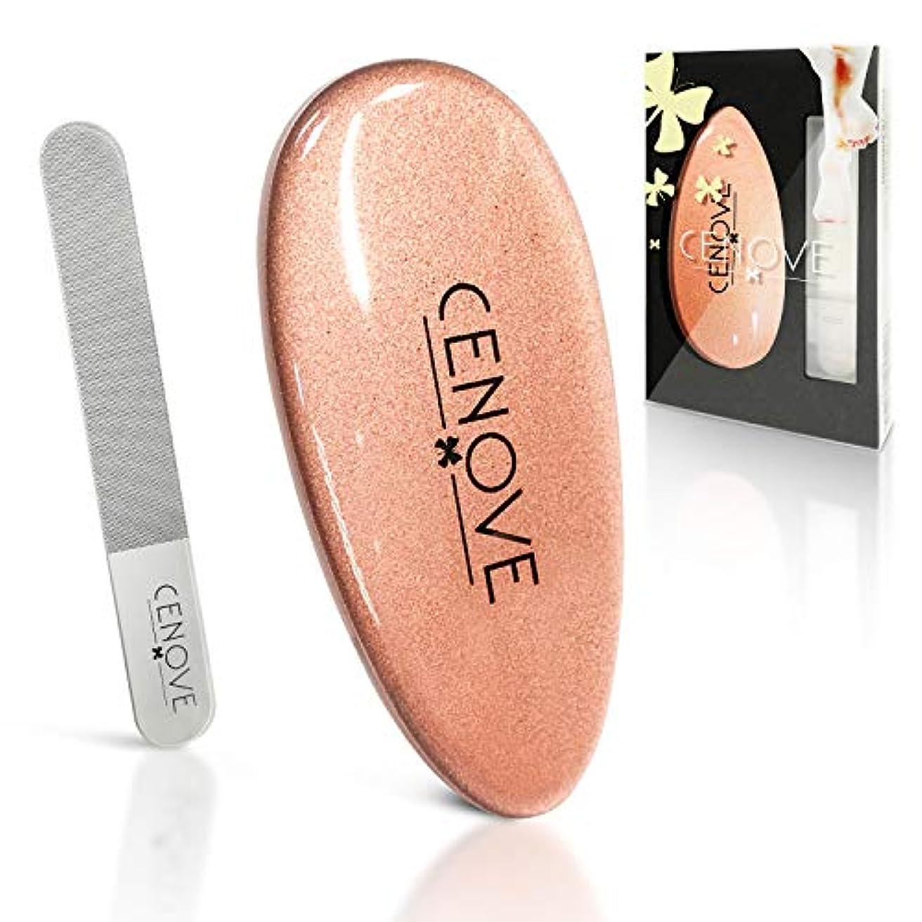 指紋妥協またねかかと角質取り 爪やすり ガラス製 0.01μナノ技術 フットケア 足 かかと磨き 丸洗い