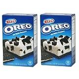 ジェロー ノー・ベイク オレオケーキミックス 2箱セット Jell-O No Bake Oreo Dessert Mix 並行輸入品