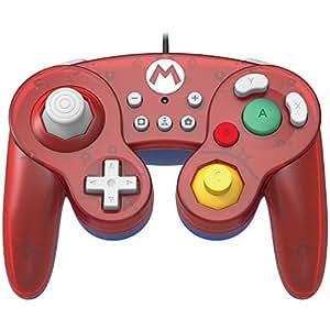 【任天堂ライセンス商品】ホリ クラシックコントローラー for Nintendo Switch マリオ【Nintendo Switch対応】