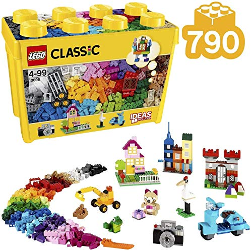 レゴ (LEGO) クラシック 黄色のアイデアボックス スペシャル 10698...