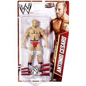 Mattel マテル社 WWE プロレス Wrestling Basic Series 27 Action Figure #24 Antonio Cesaro フィギュア ダイキャスト 人形(並行輸入)