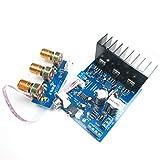 HiLetgo TDA2030A 2.1アンプ基板ボード 3チャンネル サブウーハー