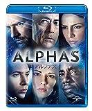 ALPHAS/アルファズ シーズン1 ブルーレイ バリューパック[Blu-ray/ブルーレイ]