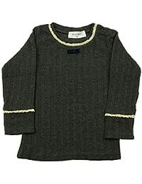 【子供服】 Will Mery (ウィルメリー) 表面変化シンプルTシャツ 80cm~130cm S66862