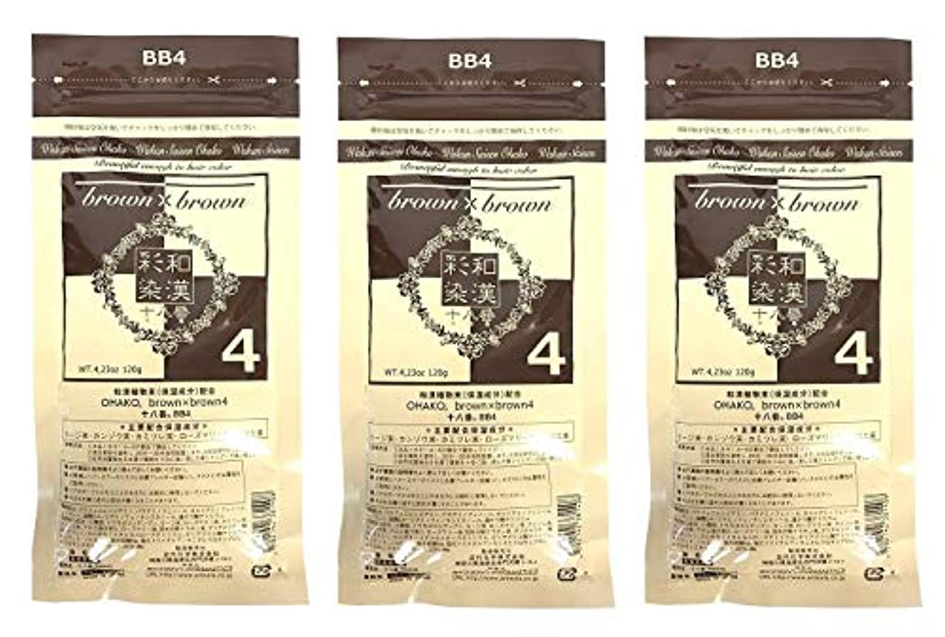 ホイットニーウィンクルビー【3個セット】グランデックス 和漢彩染 十八番 120g BB4