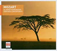 Mozart: Klarinettenkonzert; Sinfonia Concertante by Mozart (2007-11-06)