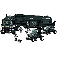 AFM SWAT シリーズ ディフェンダー号 1492Block