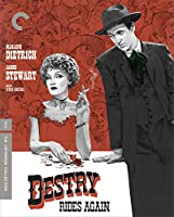 Destry Rides Again (Criterion Collection) [Blu-ray]