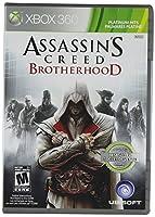Assasin's Creed Brotherhood (輸入版・北米・アジア) - Xbox360