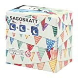 IKEA(イケア) SAGOSKATT カードゲーム 17組 (80307812) 5セット