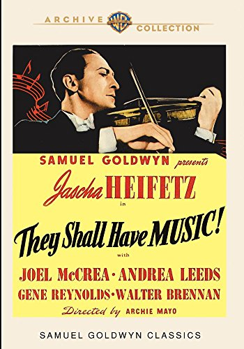 They Shall Have Music [DVD]