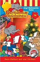 BENJAMIN BLUEMCHEN (FOLGE 74) - B.BLUEMCHEN SINGT WEIHNACHTSL. (1 CD)