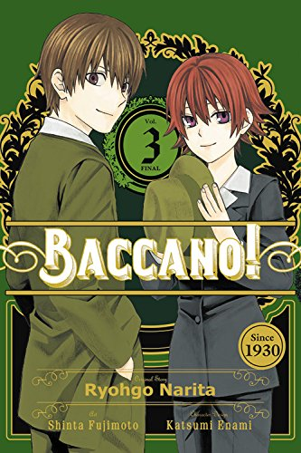 Baccano!, Vol. 3 (manga) (Baccano! (manga))