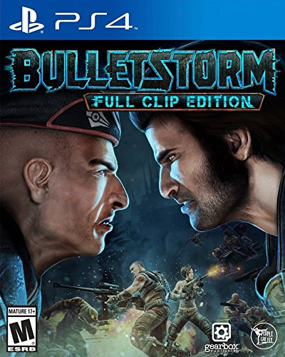 Bulletstorm Full Clip Edition (輸入版:北米) - PS4