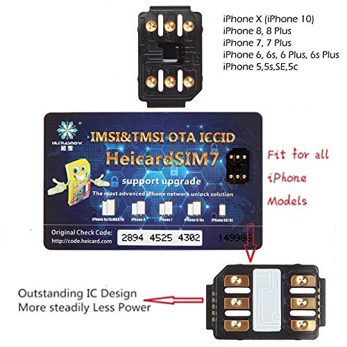ACHICOO SIMロック解除 ターボ SIMカード ナノ -SIM iPhone XR XS Max用 iOS 12用